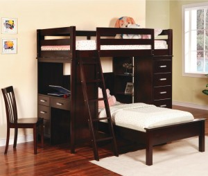 coa460123 twin bunkbed reg $2099.90 now $1399.90 free mattress