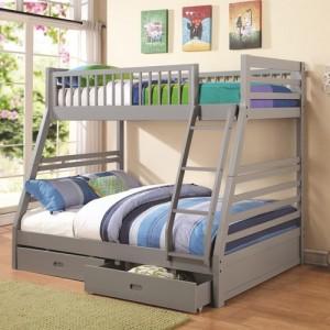 coa460182 twin full bunkbeds reg$899.90 now$599.90 with free mattress