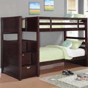 coa460441 twin bunkbed reg$1199.90 now $799.90 with free mattress