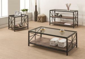 coa701397 $ 199.90 end table 701398 $199.90 coffee table 701399 $199.90 sofa table