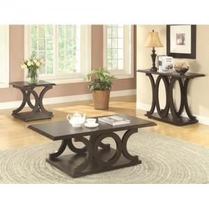 coa703147 end table $199.90 703148 coffee table $199.90 703149 sofa table $199.90