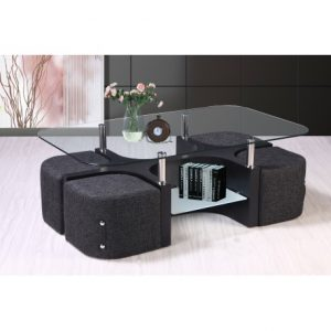 BESct80 Coffe Table With Stools Reg $499.90 Now $249.90