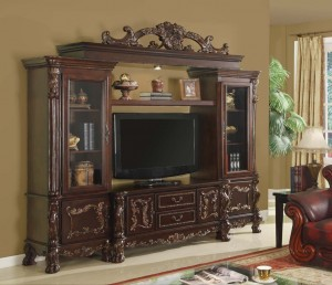 mcfe7600 $1899 4pc wall unit
