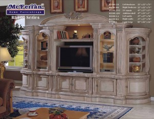 mcfre300 $3299 6pc wall unit