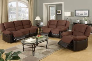 pouf7522 $1099 2pc recliner $299