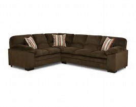 LASIM8043 SIMMONS Sectional Reg $1499 Now $1099