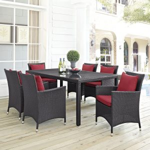 MOD2199expred 7 pc Outdoor Patio Set Reg $1399.90 Now $999.90