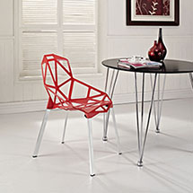 MOD1016red Chair Reg $139.90 Now $99.90