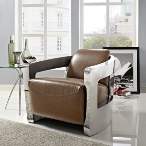 MOD2070brn Lounge Chair Reg $1199.90 Now $999.90