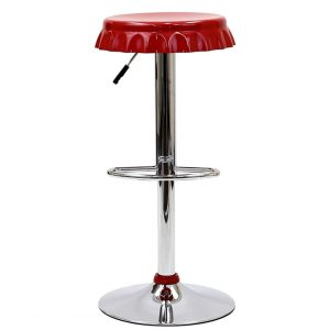 MOD584red Barstool Reg $129.90 Now $69.90