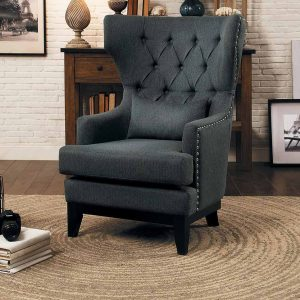 HOM1217F2S Accent Chair With Pillow Reg $599.90 Now $449.90