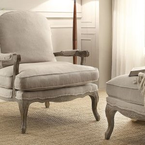 HOM1234-1 Accent Chair With Ottoman Reg $799.90 No9.9w 629.90