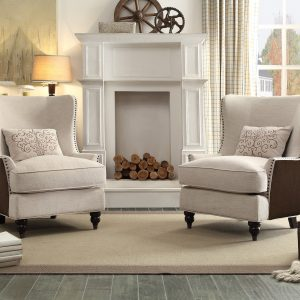 HOM1257F1S Accent Chair Reg $699.90 now $545.90
