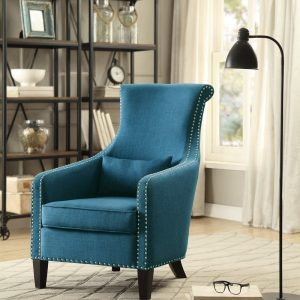HOM1270F3S Accent Chair With Pillow Reg $499.90 Now $399.90