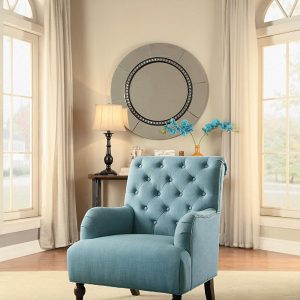 HOM1280BL Accent Chair Reg $399.90 Now $280.90