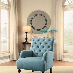 HOM1280BL Accent Chair Reg $399.90 Now $280.90