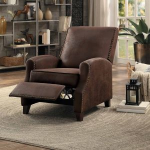 HOM8215BJ -1 Push Back Recliner chair Reg $469.90 Now $299.90