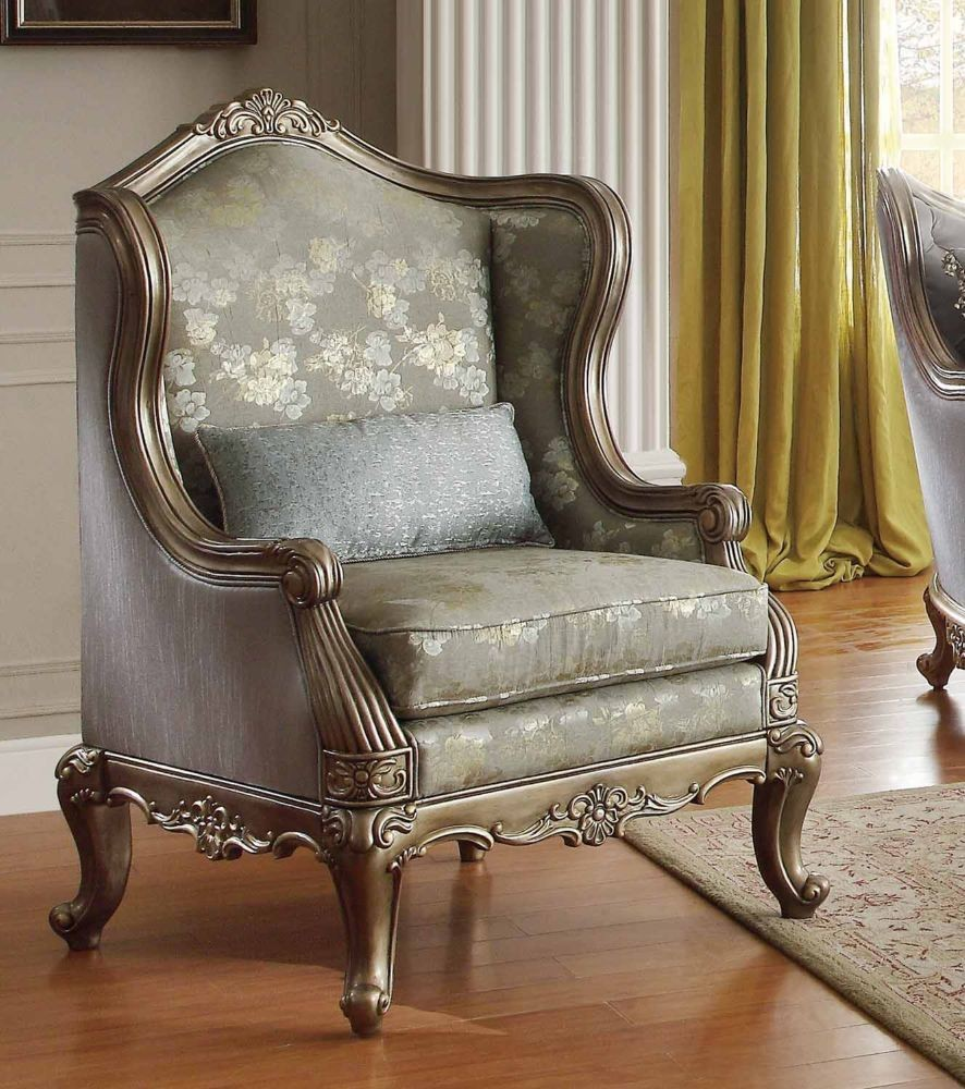 HOM8412 1 Elegant Accent Chair $979.90 Now $829.90