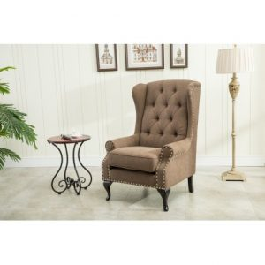 BESac171 Wing Accent Chair Reg $499.90 Now $399.90