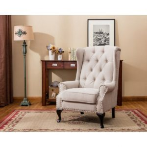 BESac172 Wing Accent Chair Reg $499.90 Now $399.90