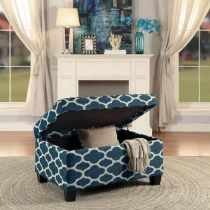 HOM4501-F1 Ottoman With Storage Reg $289.90 Now $185.90