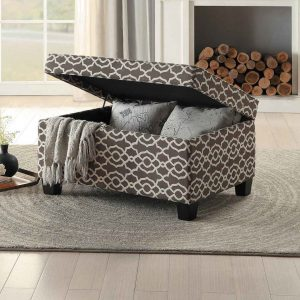 HOM4501-F2 Ottoman With Storage Reg $289.90 Now $185.90