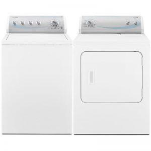 CAW11544EW 3.7 cu. ft. DOE Equivalent, Energy Star Tier 3, Auto Load Sensing, Washer $ 499.95 Dryer $599.95