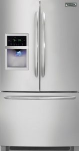 CFD28WIQS 28 cu. ft. Cubed/Crushed Ice & Water in Door, LED Light Only $2499.95 More Colors Available