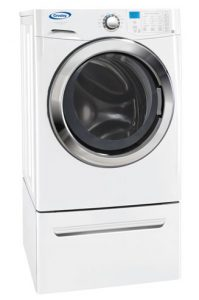 CFW7400QW 3.86 cu. ft. Advance Rinse Technology w/ Freshwater Rinse, 1200 RPM max Spin Speed, Washer $799.95 Dryer $899.95