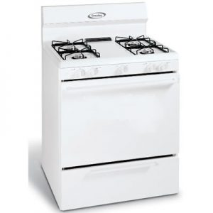 CRG3120LW 4.2 cu. ft. Oven Capacity, Electronic Ignition Only $499.95