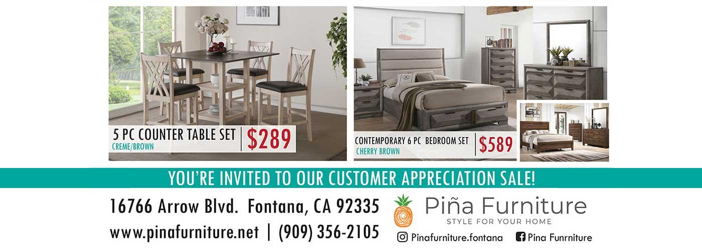 Pina Furniture
