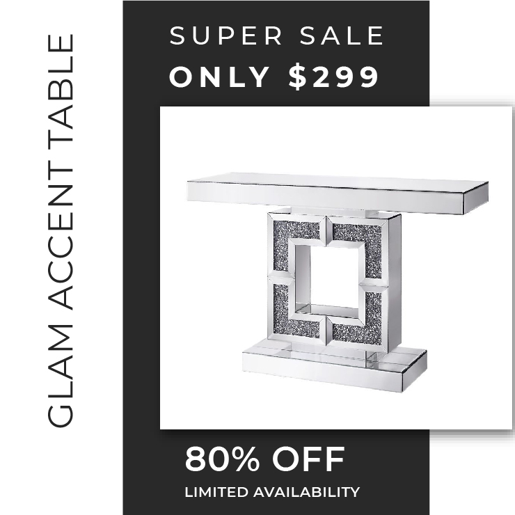 Clam Accent Table